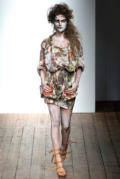Vivienne Westwood Red Label S/S 2014 #LFW