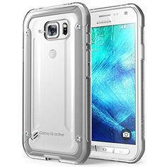 Galaxy S6 Active 2015 Release Only Scratch Resistant Bumper Case Free Shipping #iblason