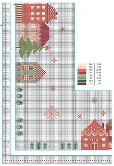 schema grille 1 nappe Rico Design