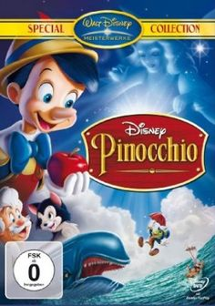 Pinocchio [Special Collection]: Amazon.de: Walt Disney, Dick Jones, Karl Heinz Schenk, Ted Sears, Fred Moore, Milton Kahl, Webb Smith, Cliff...