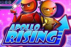 Board the Apollo Rocket and head to space to rescue a landing party who are in peril! Play Apollo Rising Online Slot free at Vegas Slots Online! http://www.vegasslotsonline.com/igt/apollo-rising/