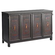 Terracotta Low Cabinet