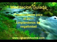 Meditacion Guiada para liberarnos de los pensamientos negativos