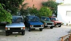 Range Rover Classic Collection
