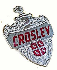 Crosley Badge
