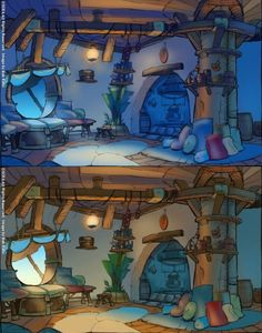 Jak and Daxter concept (Naughty Dog, 2000)