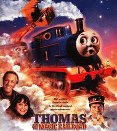 Thomas and the Magic Railroad (Original Motion Picture Soundtrack) by Hummie Mann All Movies, Movies Online, Amazing Movies, Atomic Kitten, Thomas The Tank, Old Video, Ice Age, Thomas And Friends, Happy Endings