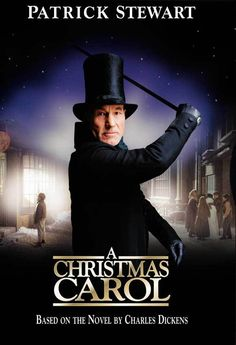 A Christmas Carol with Patrick Stewert