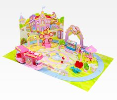 Hello Kitty Amusement Park Set in New + Cool New Arrivals at Sanrio