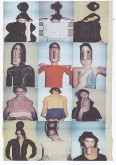 Stretch, Face, Effect, Photographer, Warp, Weird, Portrait, Emma Louise Jones Tailoring: MARK BORTHWICK PHOTOGRAPHY