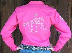 fringe barrel racing shirts   Barrel Racer Sketch Rodeo Shirt
