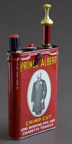 Prince Albert Mod.