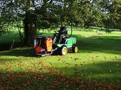 The is a leaf blower that has been designed to cope with a large capacity and to generate a low level of noise. The machine is suitable for tractors with a power take-off in excess of Power Take Off, Golf Green, Landscaping Company, Leaf Blower, Lawn Mower, Tractors, Outdoor Power Equipment, Design, Lawn Edger