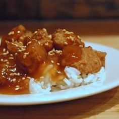 If you want the perfect sesame chicken recipe this is it! You may want to increase the vinegar or lower the amount of sugar. It all depends on how sweet you want the sauce.