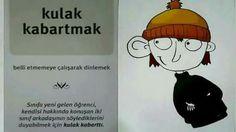 Turkish Lessons, Learn Turkish Language, Erdem, Karma, Mobile App, Worksheets, Education, Comics, Learning