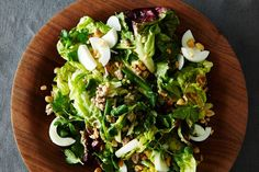 Unusual Asian inspired salad that breaks all of the rules - part stir fry part salad all amazing - Jeffrey Alford and Naomi Duguid's Luang Prabang Fusion Salad on Healthy Salads, Healthy Eating, Healthy Recipes, Meal Salads, Healthy Food, Cilantro, Laos Food, Asian Recipes, Ethnic Recipes