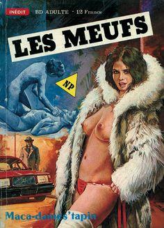LES MEUFS - N° 10 -  Maca-dames'tapin