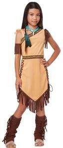 Native American Princess Child Costume - 352666 | trendyhalloween.com #trendyhalloween #girlscostumes