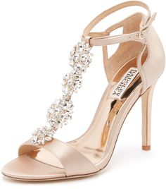 Badgley Mischka Leigh Sandals