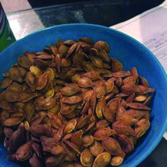 Delish a recipe for roasted pumpkin seeds only on this page Roasted Pumpkin Seeds, Roast Pumpkin, Pumpkin Seed Nutrition, Seeds For Sale, Alton Brown, Stuffed Shells, Allrecipes, Delish, Keto