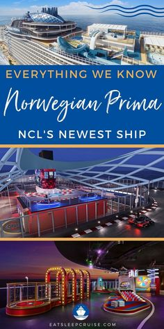 We share everything we know about Norwegian Cruise Line's newest ship Norwegian Prima so far, including new onboard experiences, entertainment, dining, staterooms, and more. Find out everything about this new cruise ship from NCL now! Cruise Checklist, Cruise Tips, Transatlantic Cruise, Cruise Ship Reviews, Msc Cruises, Outdoor Spa, Norwegian Cruise Line, Celebrity Cruises, Travel