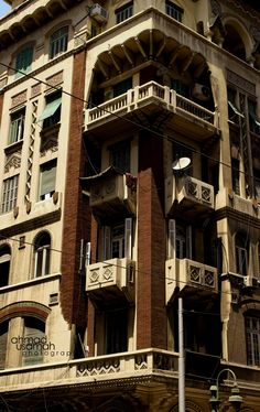#Alexandria #Egypt Life In Egypt, Places In Egypt, Modern Egypt, Death On The Nile, Alexandria Egypt, Old Egypt, Valley Of The Kings, Nile River, Interesting Buildings