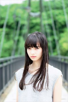 小松菜奈 Nana Komatsu