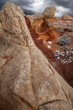 White Pocket formation, near Page, Arizona - Jim Zuckerman