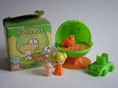 1977 Koeda chan vintage mini treehouse playset   It took abo…   Flickr