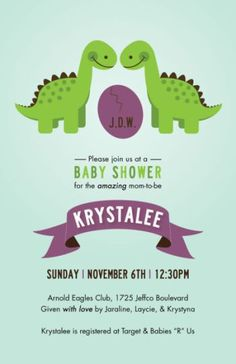 Delightful Find This Pin And More On Dinosaur Invites By Sharongerdi3051.