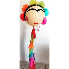 New Party Decorations Mexican Frida Kahlo Ideas Mexican Party Decorations, Balloon Decorations, Frida Kahlo Party Decoration, Frida Kahlo Birthday, Mexico Party, Big Balloons, Party Background, Kids Party Games, Super Party