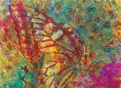 Artiste Colle chic création: Dol Bruxellois, graphiste adepte du travail en superposition