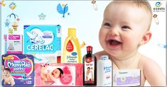 The one stop shop for all your baby needs. Give special treatment for your child Buy BabyCare products online at ezeelo.com for Kanpur #babycare #babycareproducts #kanpur #ezeelo