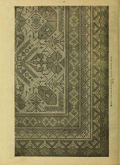 Cross-stitch embroidery