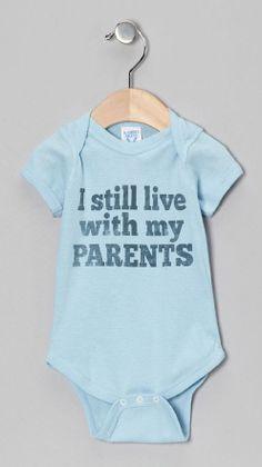 so funny! love this onesie #humor #baby #onesie #gift