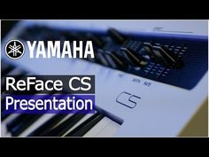 Yamaha Reface CS: Einfacher, tragbarer Synthesizer - http://www.delamar.de/instrumente/yamaha-reface-cs-29350/?utm_source=Pinterest&utm_medium=post-id%2B29350&utm_campaign=autopost