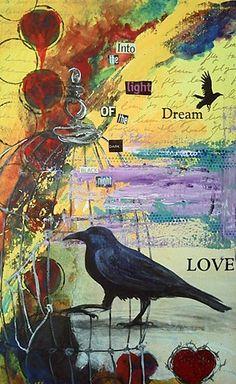 """""""Blackbird"""" by Laura Gammons"""