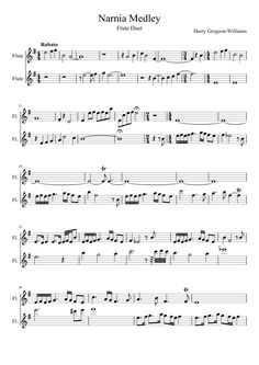 Narnia Medley sheet music composed by Harry Gregson-Williams – 1 of 3 pages Saxophone Music, Violin Sheet Music, Piano Music, Free Flute Sheet Music, Music Sheets, Band Nerd, Music Humor, Music Jokes, Kalimba