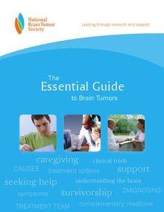 National Brain Tumor Society Essential Guide to Brain Tumors (copyrights 2004-2010) (via issuu.com). #Craniopharyngioma is on page 27.