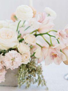 All White Winter Bridal Inspiration