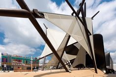 World Expo 2015 Milan,  Pavilion Kuwait - concept by Italo Rota