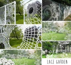 Anouk Vogel is an award winning Swiss landscape architect who is based in Amsterdam. Among her many avant garde projects is the Lace Garden, located in the courtyard of a city housing block and com…