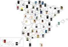 De viaje (literario) por España: una lectura por cada provincia