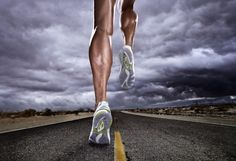 """""""The Run"""" (by Tim Tadder) #sneakers #running"""