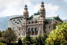 Grand Casino de Monaco / Paul Klensch