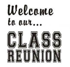 Class Reunion Clip Art