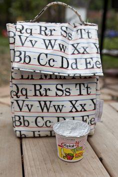 Yogurt-Laden Lunch Ideas via Babble #sponsored