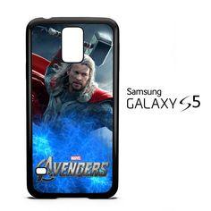 The Avengers Thor X2429 Samsung Galaxy S5 Case