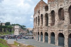 El Coliseo. Roma