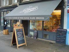 The Ginger Pig, Hackney, London.